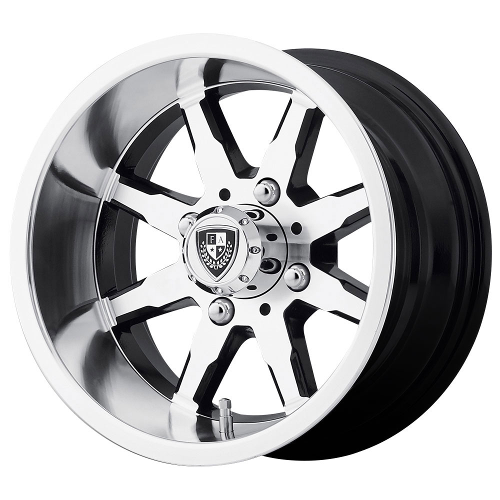 FA141 Shift - Machined Gloss Black - 10x7