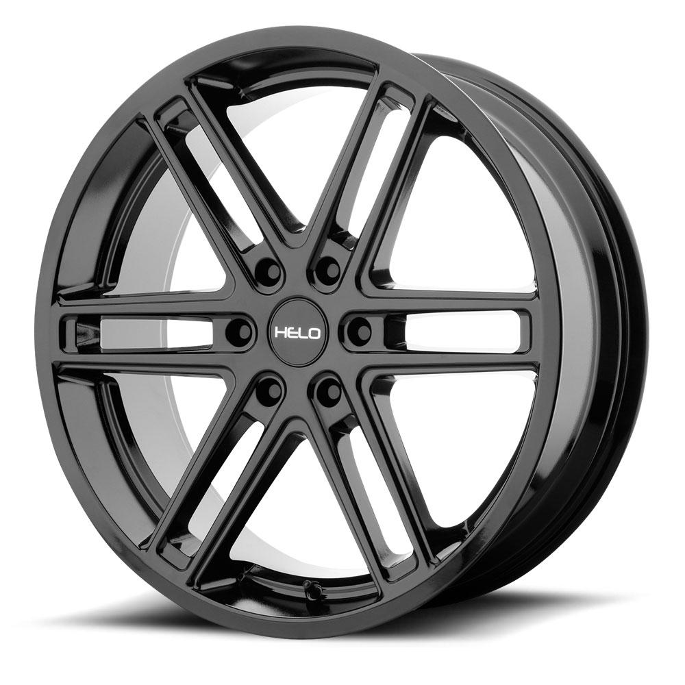 Helo Wheels HE908 - Gloss Black Rim