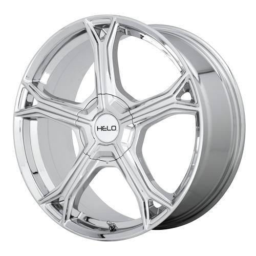Helo Wheels HE915 - Chrome Rim