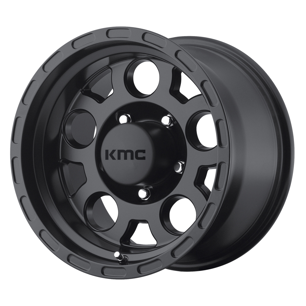KMC Wheels KM522 Enduro - Matte Black Rim