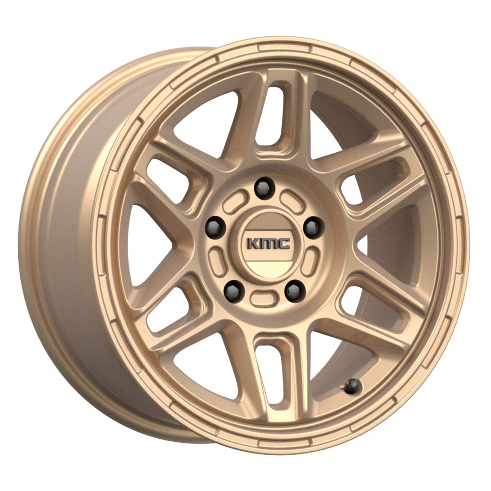 KMC Wheels KM716 Nomad - Matte Bronze Rim