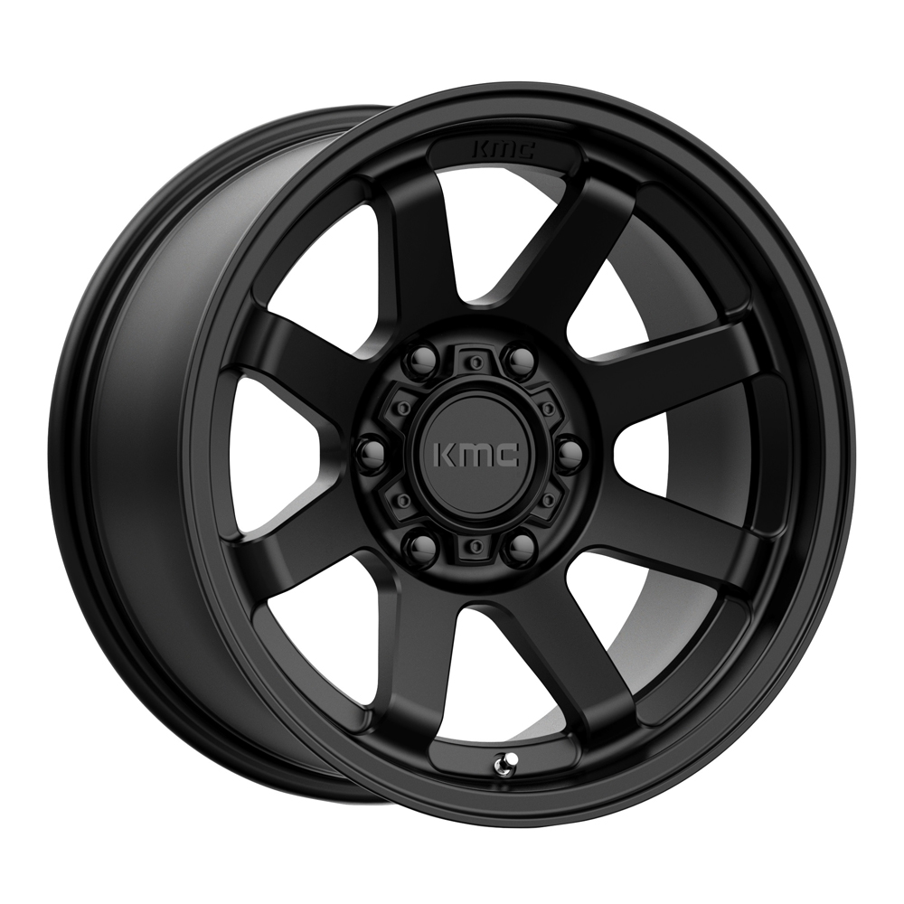 KMC Wheels KM723 Trail - Satin Black Rim