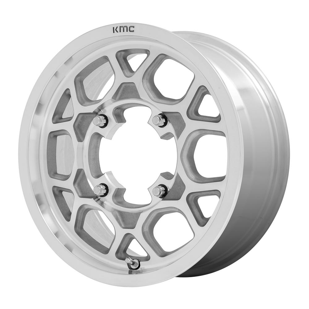 KMC Wheels KS133 Mesa Lite - Machined Rim