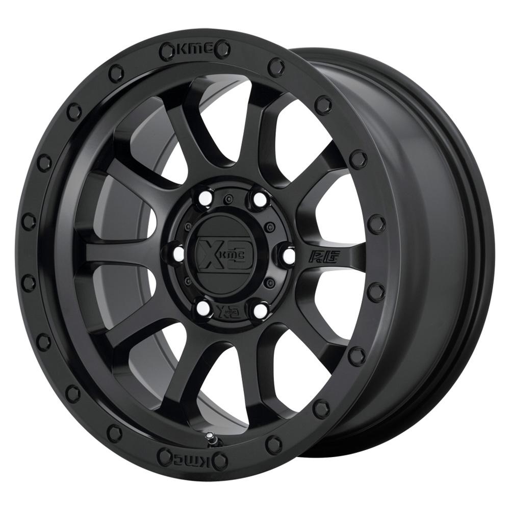 XD Series Wheels XD143 RG3 - Satin Black Rim
