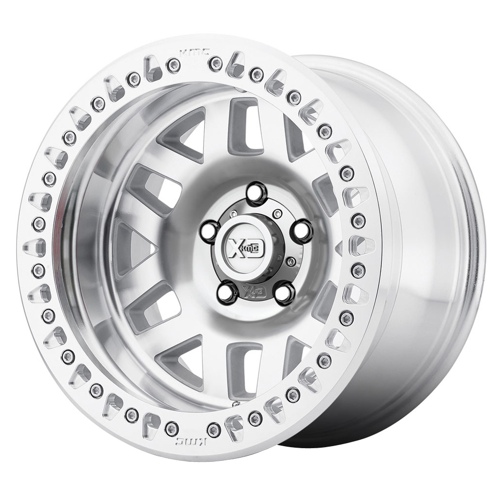 XD Series Wheels XD229 Machete Crawl - Machined Rim