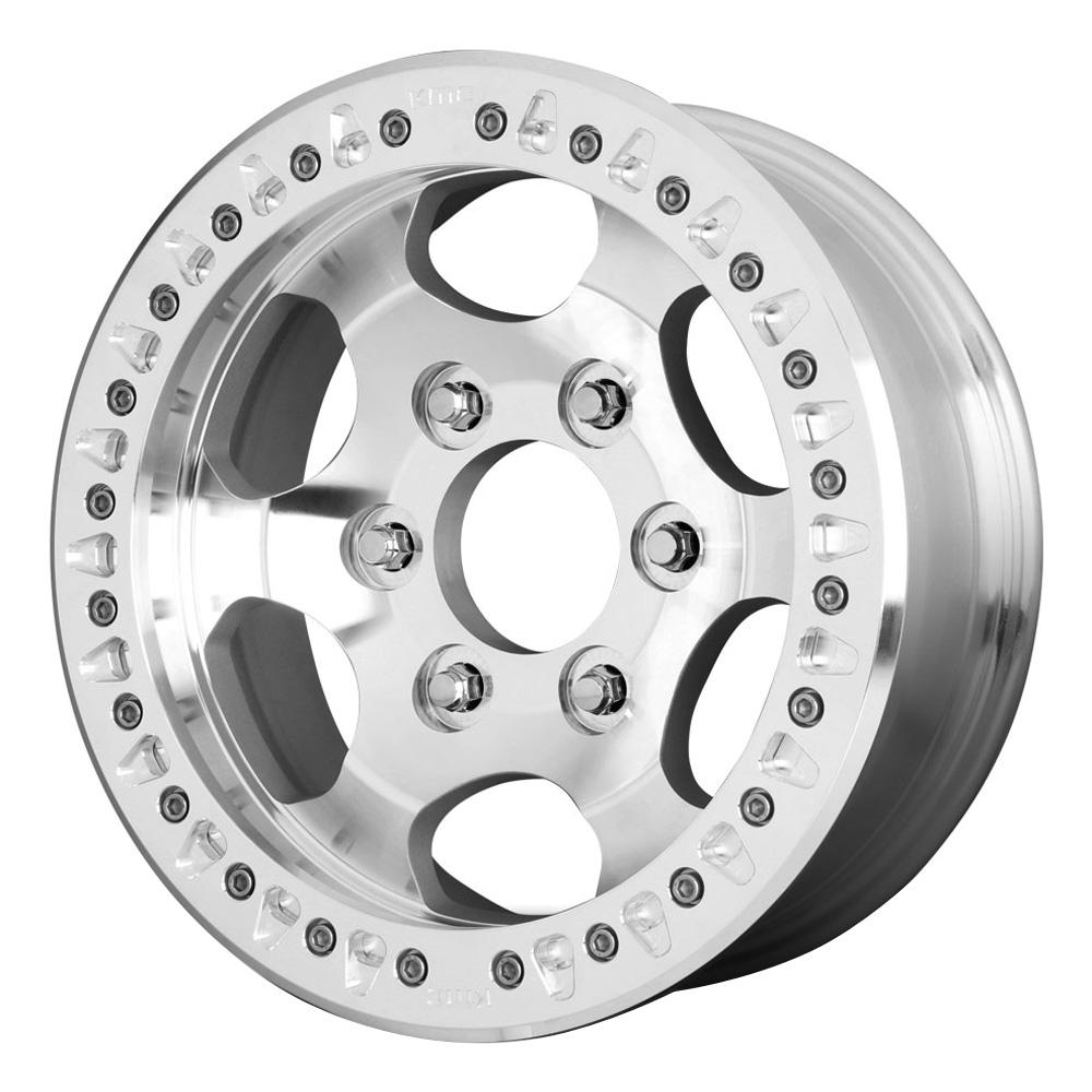 XD Series Wheels XD231 RG Race - Machined Rim