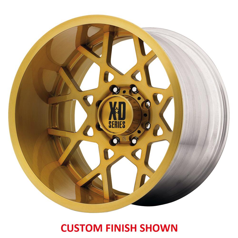 XD Series Wheels XD403 Chopstixs - Custom 1 Color Rim