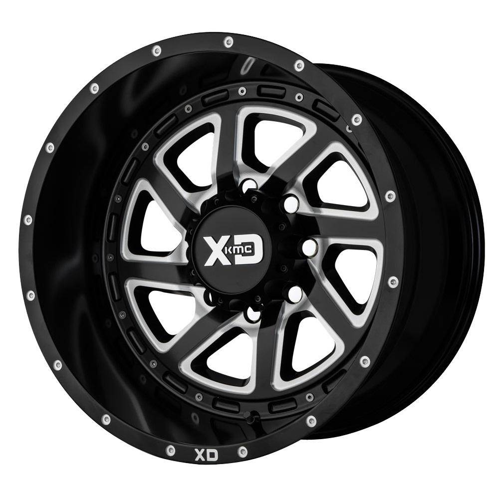 XD833 Recoil - Satin Black Milled w/Reversible Ring