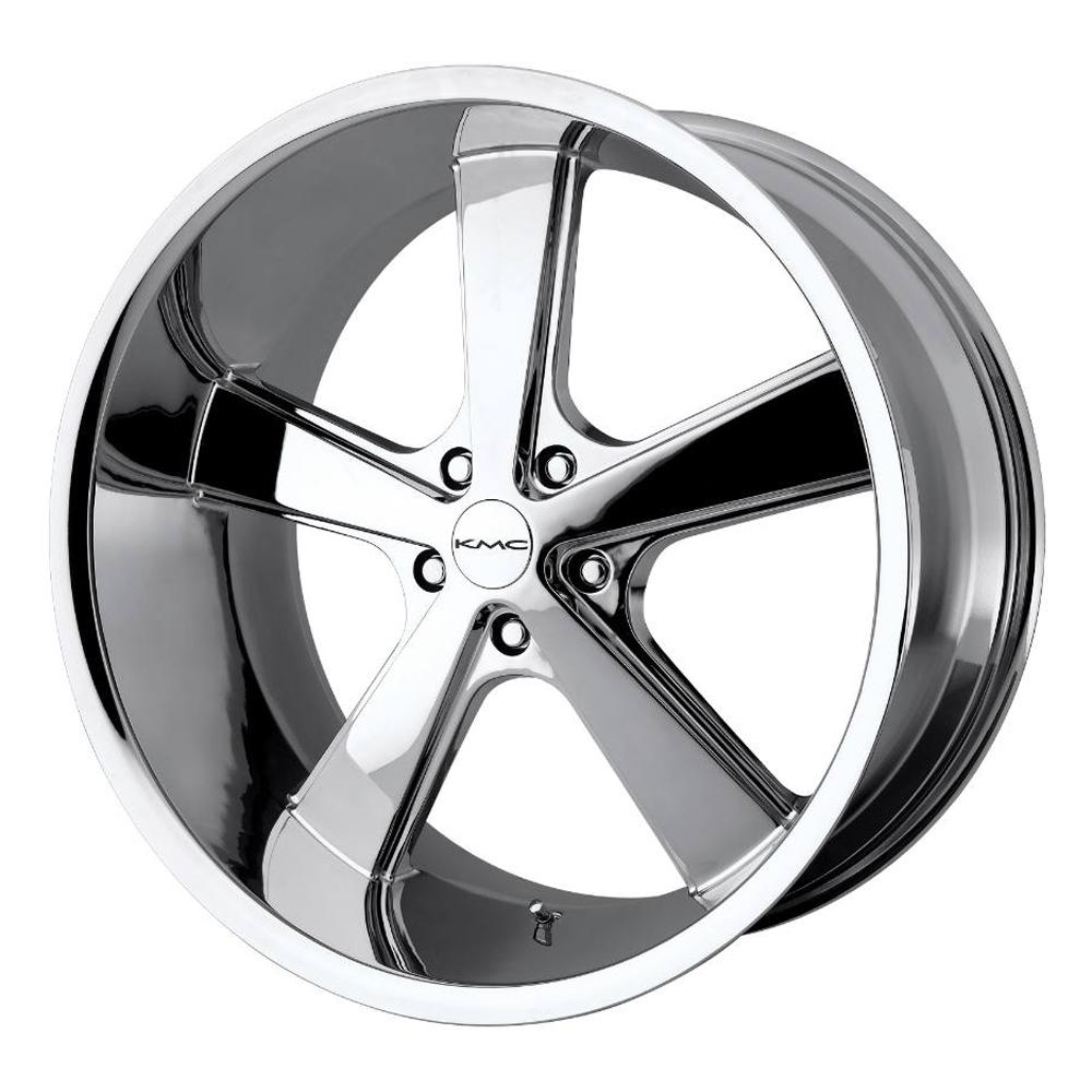 XD Series Wheels KM701 Nova - Chrome Rim