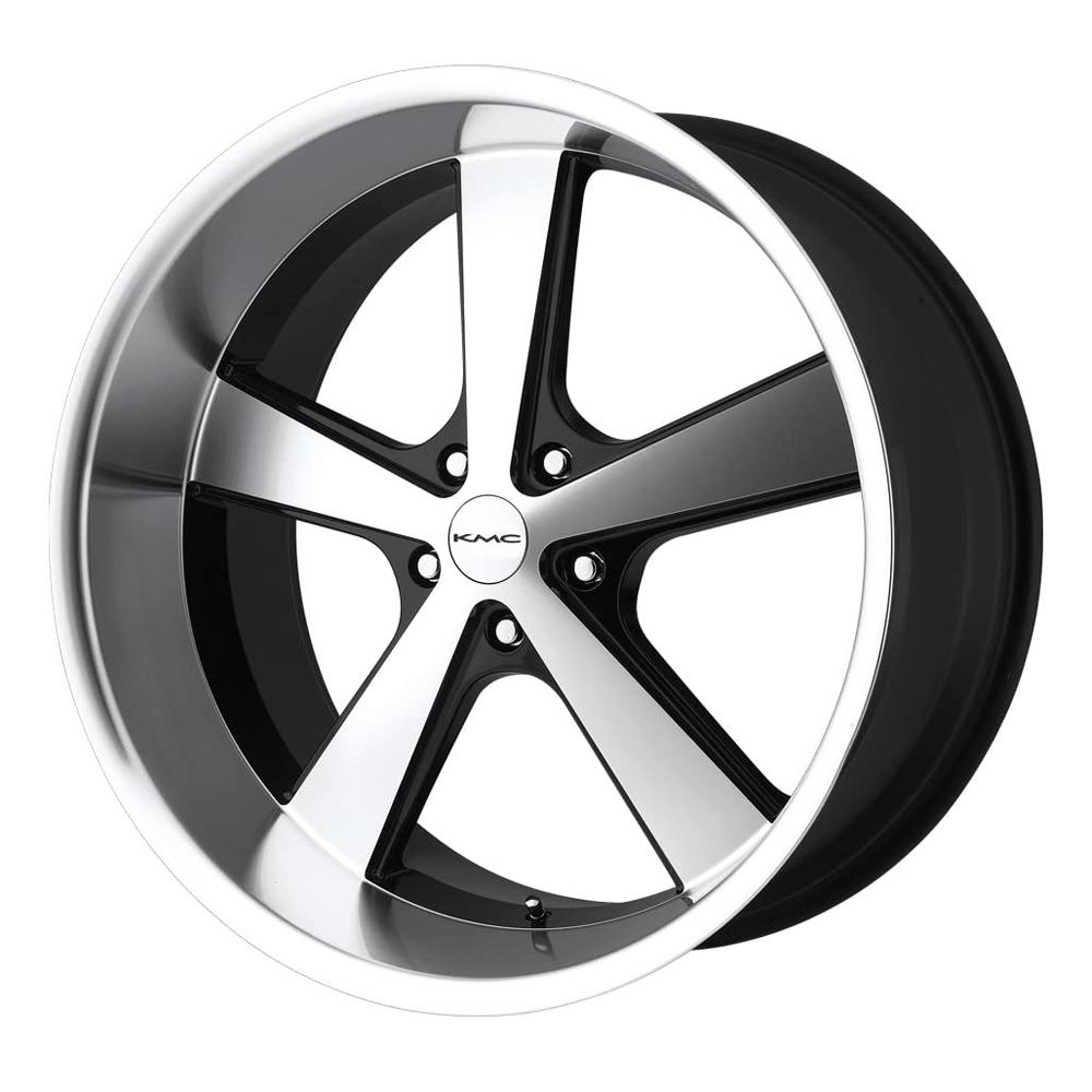 XD Series Wheels KM701 Nova - Matte Gray Machined Rim