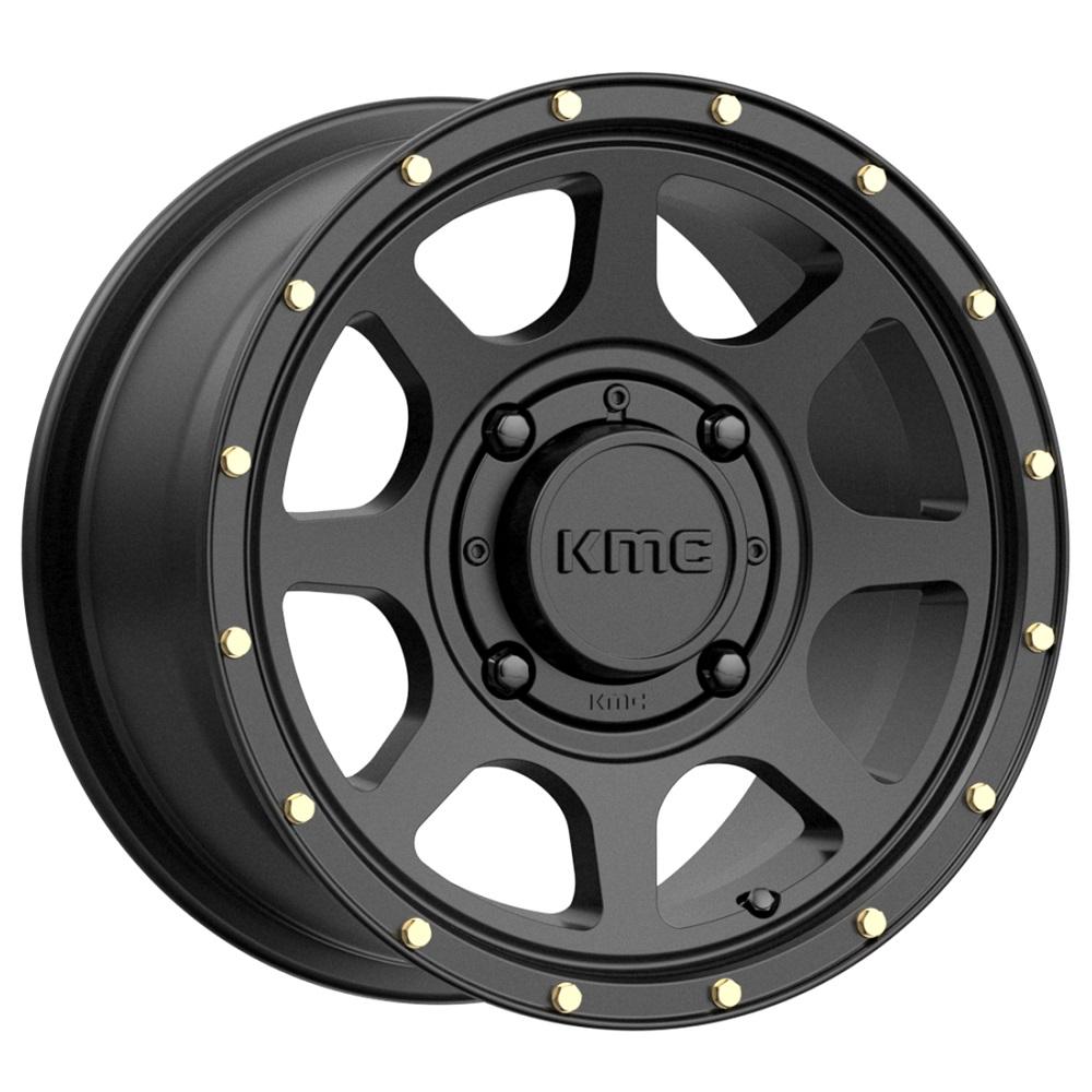 XD ATV Wheels KS134 Addict 2 UTV - Satin Black Rim