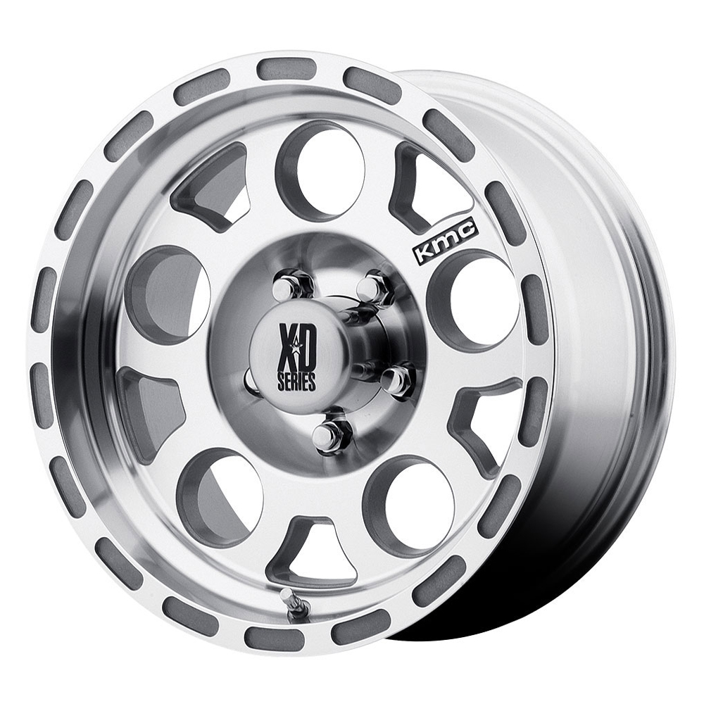 XD Series XD122 Enduro - Race Machined w/No Clearcoat