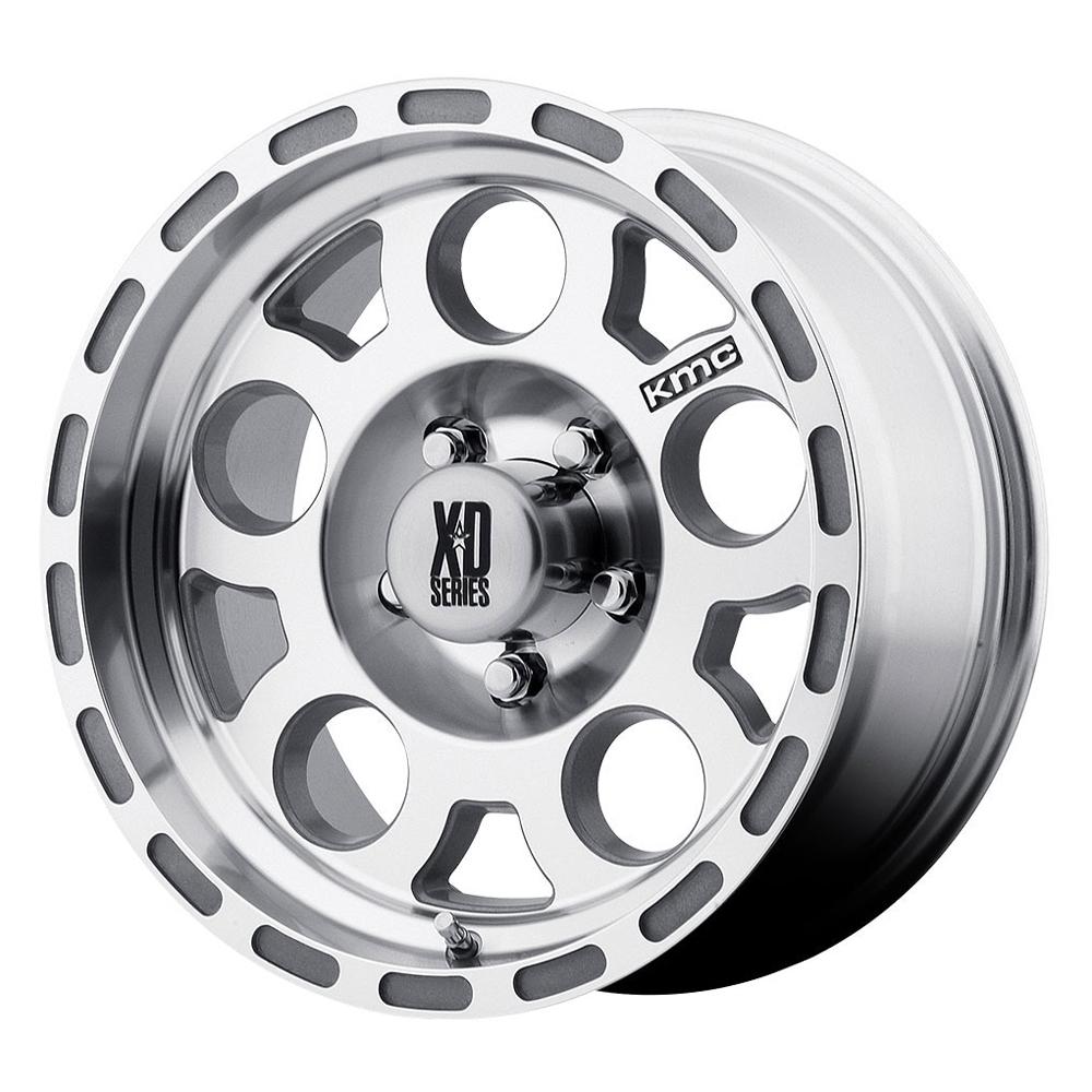 XD122 Enduro - Machined w/Clearcoat