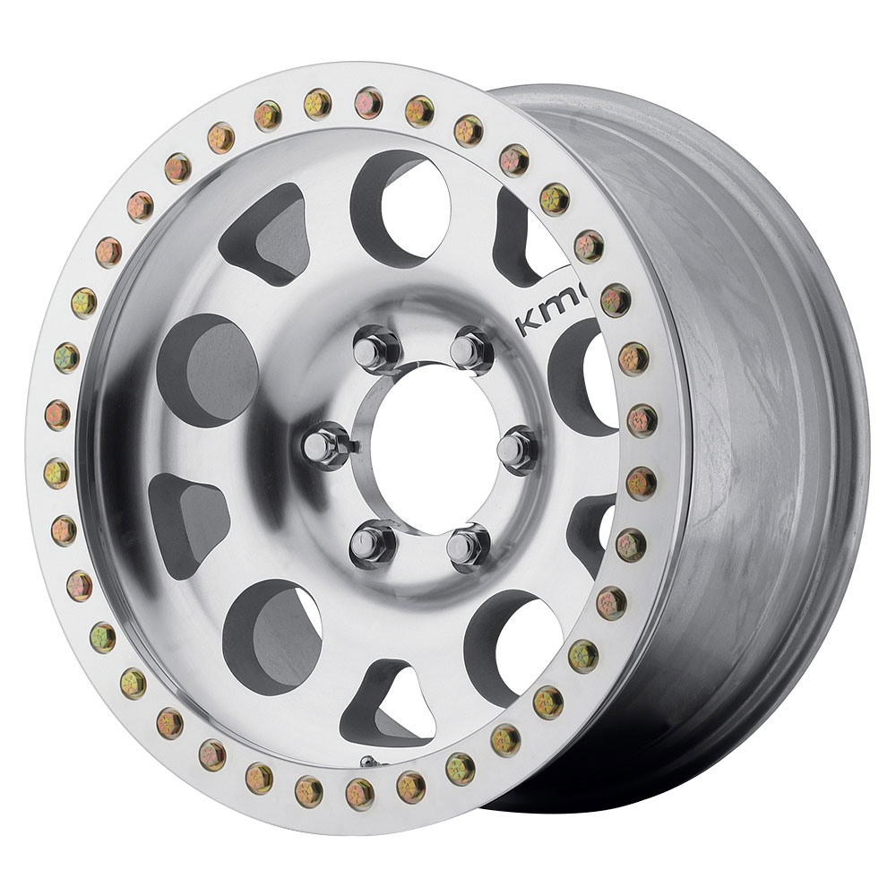 XD Series Wheels Enduro Beadlock - Machined Beadlock Rim