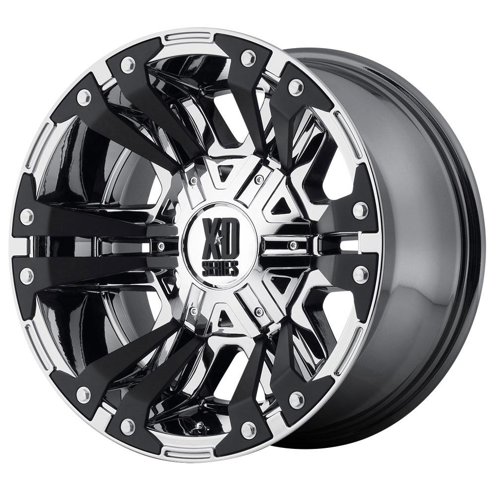 XD Series Wheels XD822 Monster II - PVD Rim