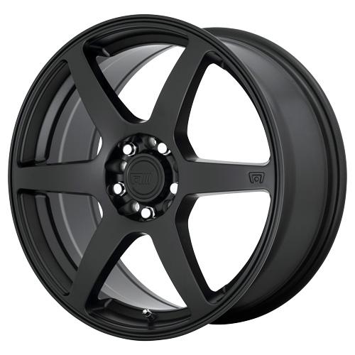 Motegi Wheels MR143 CS6 - Satin Black Rim