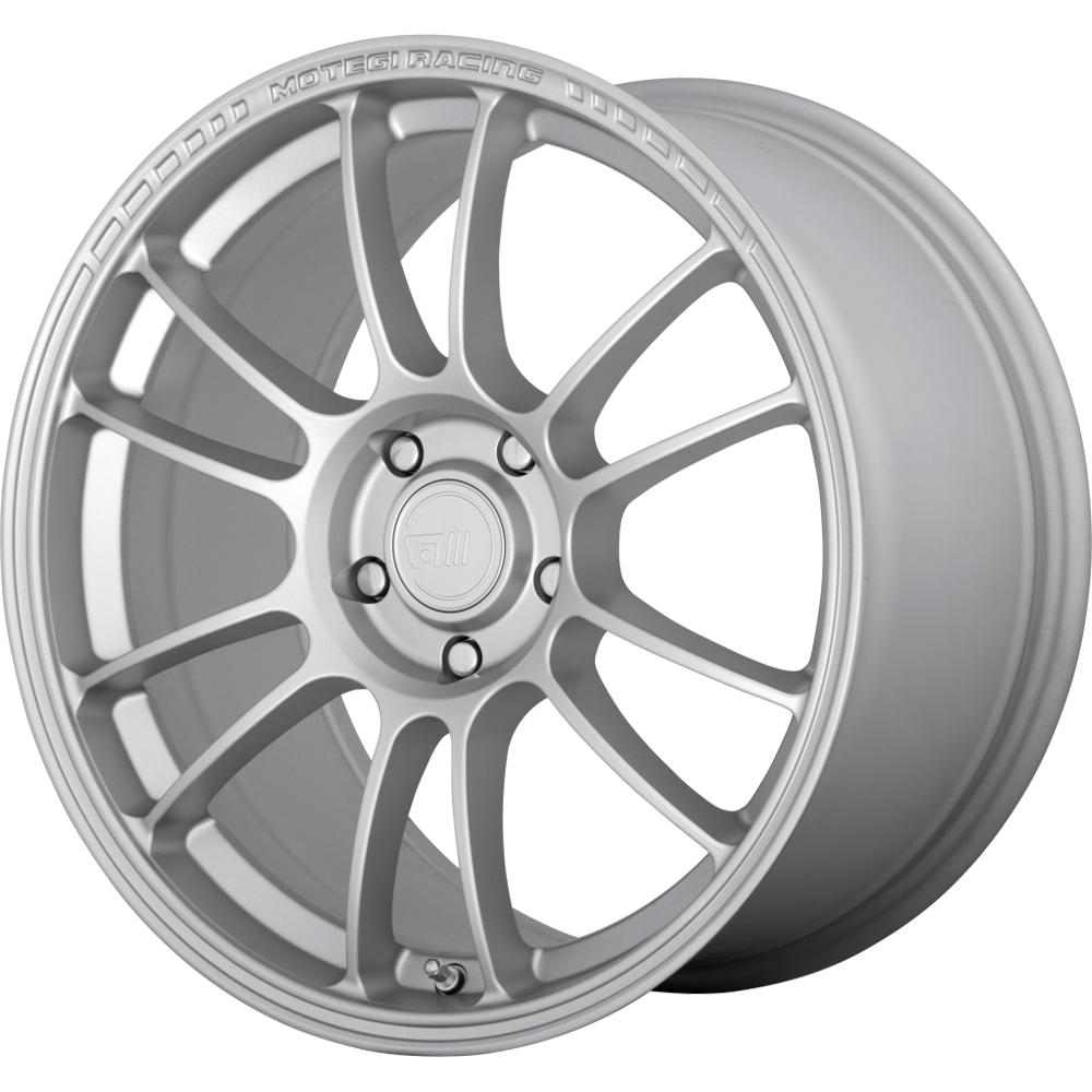 Motegi Wheels MR146 SS6 - Hyper Silver Rim