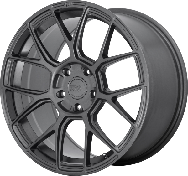 Motegi Wheels MR147 CM7 - Gunmetal Rim