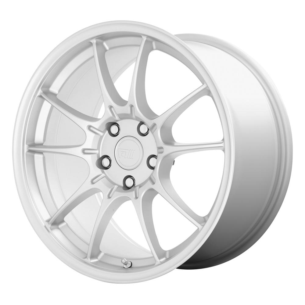 Motegi Wheels MR152 SS5 - Hyper Silver Rim