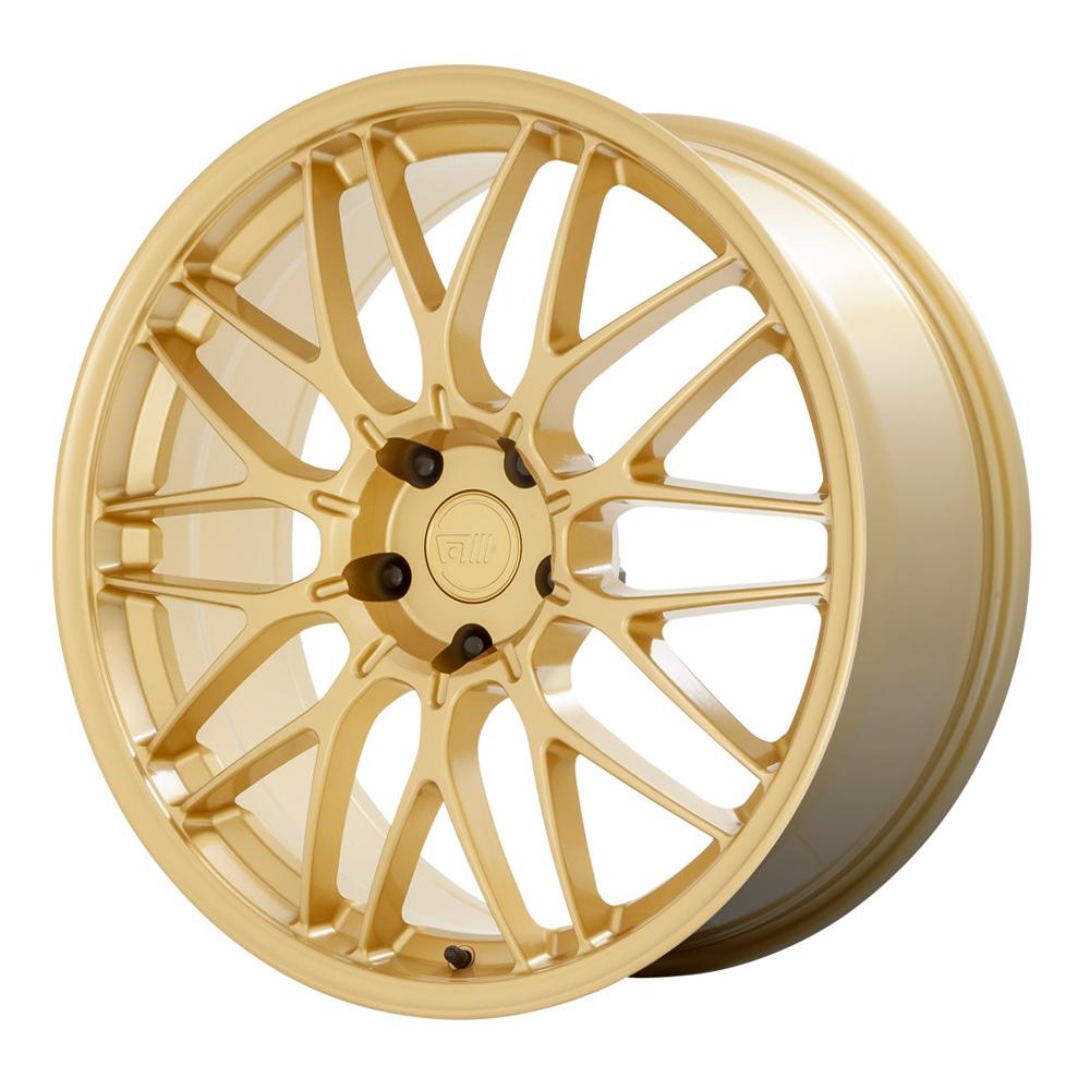 Motegi Wheels MR153 CM10 - Rally Gold Rim