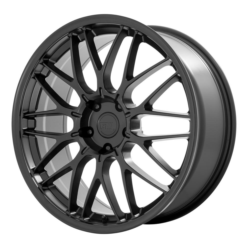 Motegi Wheels MR153 CM10 - Satin Black Rim