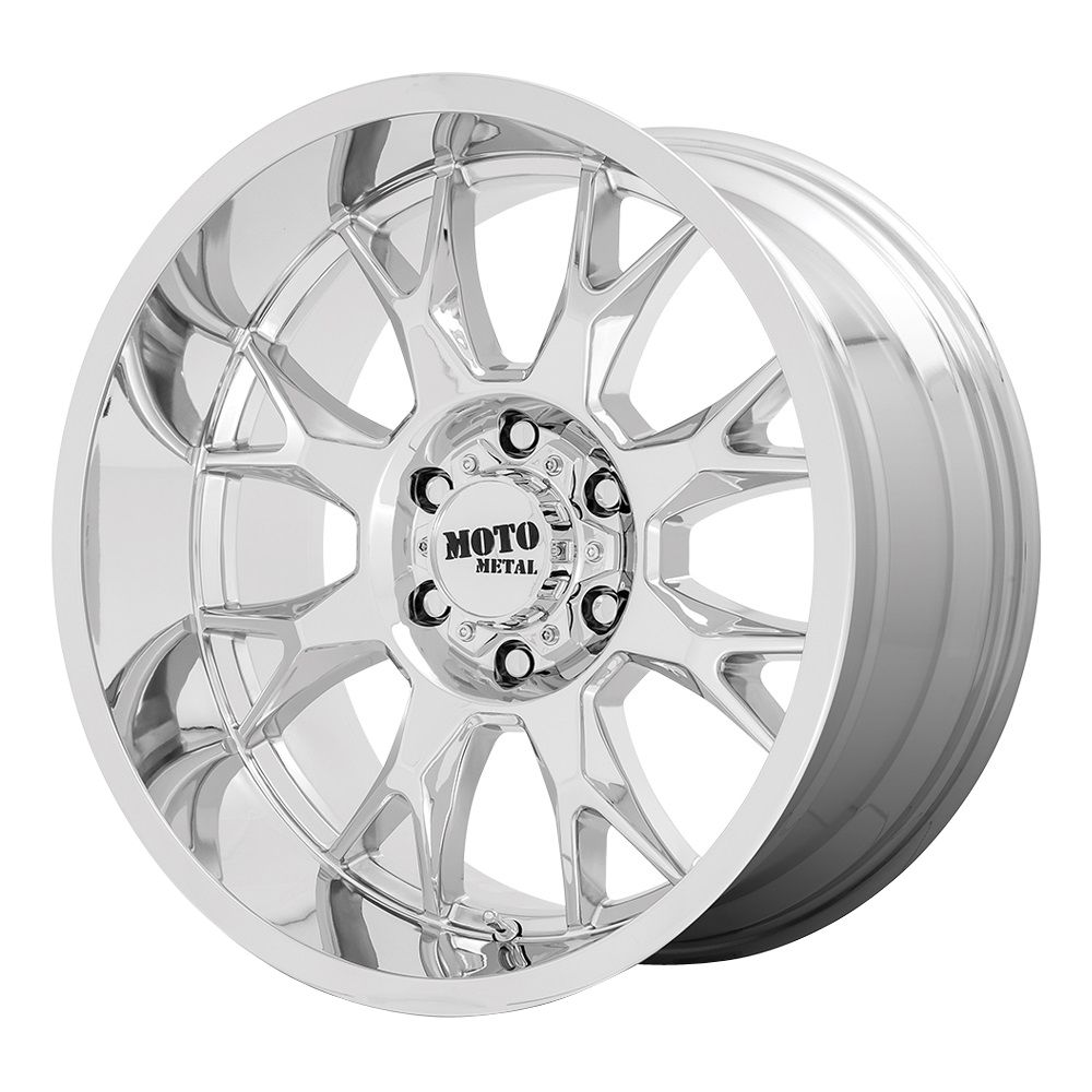 Moto Metal Wheels MO806 Talon - Chrome Rim