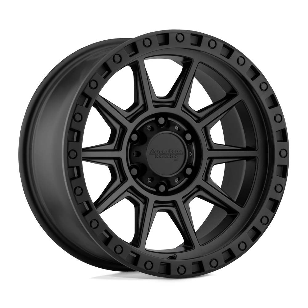OE Creations Wheels PR204 - Gloss Black Rim