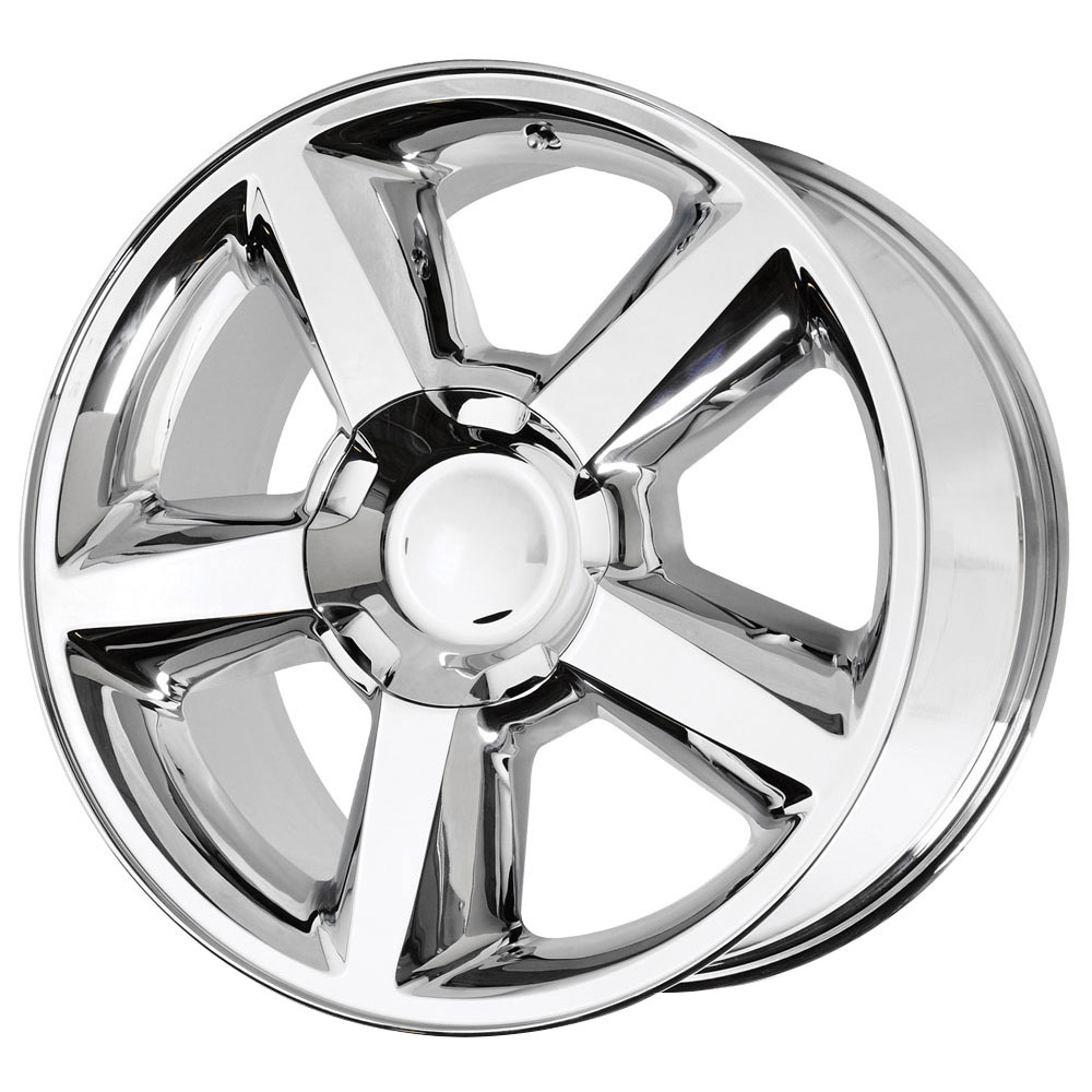 OE Creations Wheels PR131 - Polished Rim
