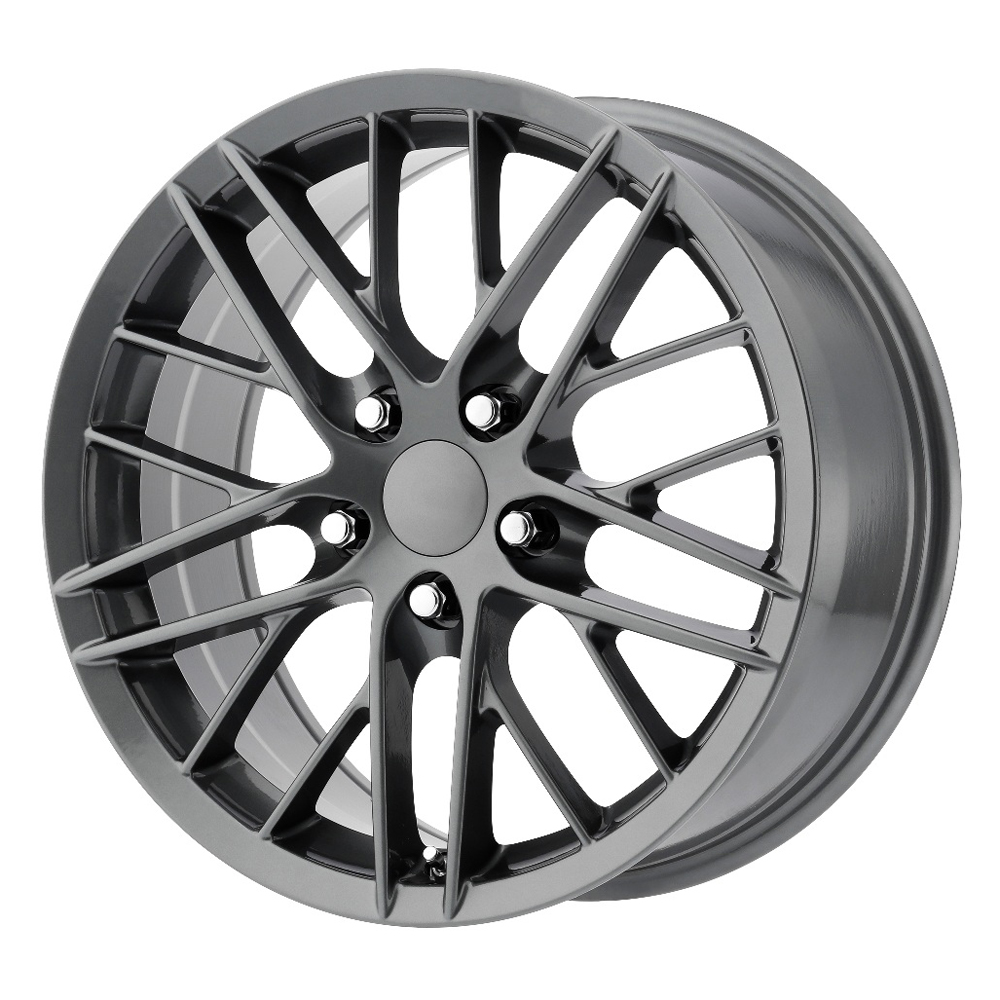 OE Creations Wheels 121 - Gunmetal Rim