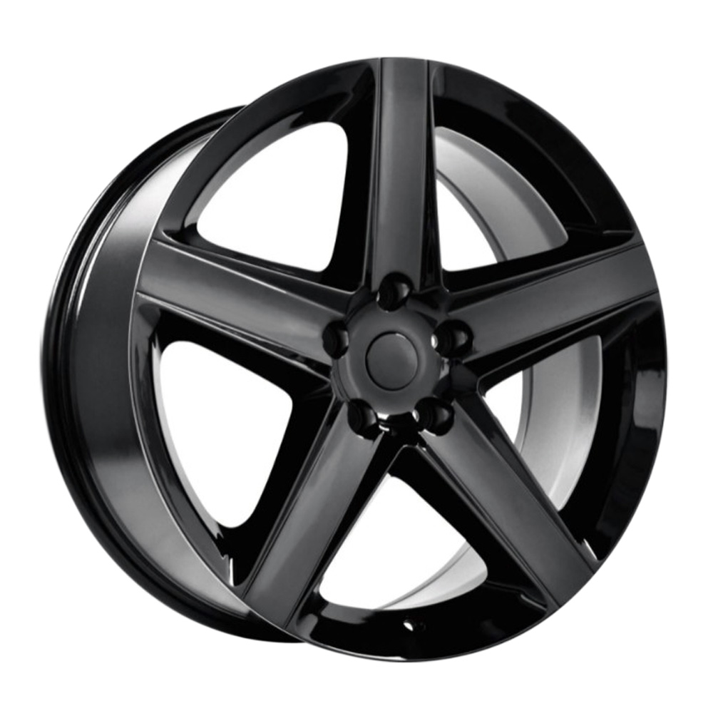OE Creations Wheels PR129 - Black Chrome Rim