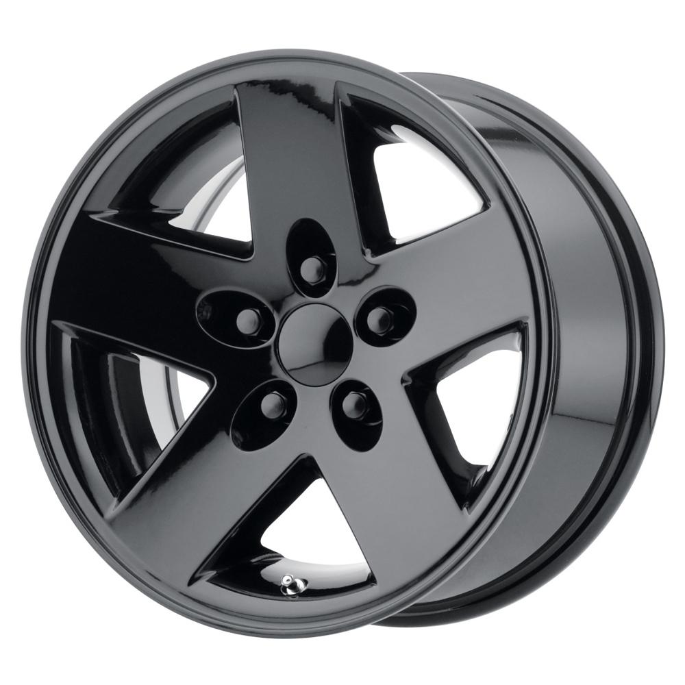 OE Creations Wheels PR185 - Gloss Black Rim