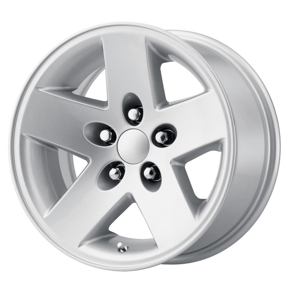 OE Creations Wheels PR185 - Silver Rim