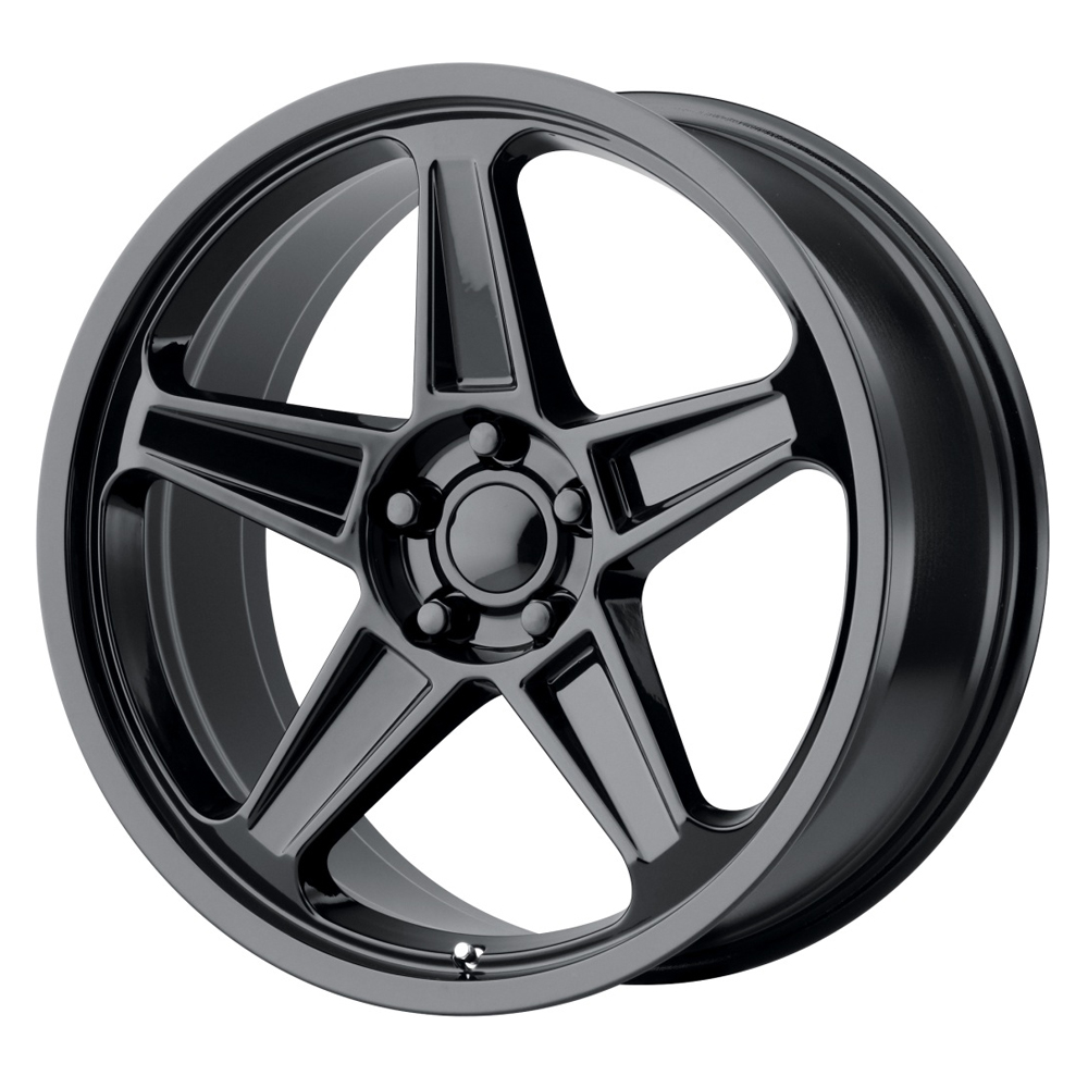 OE Creations Wheels PR186 - Gloss Black Rim