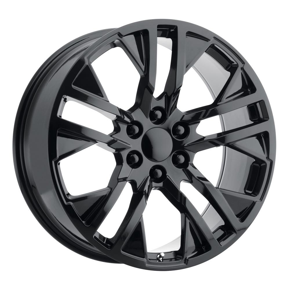OE Creations Wheels PR187 - Gloss Black Rim