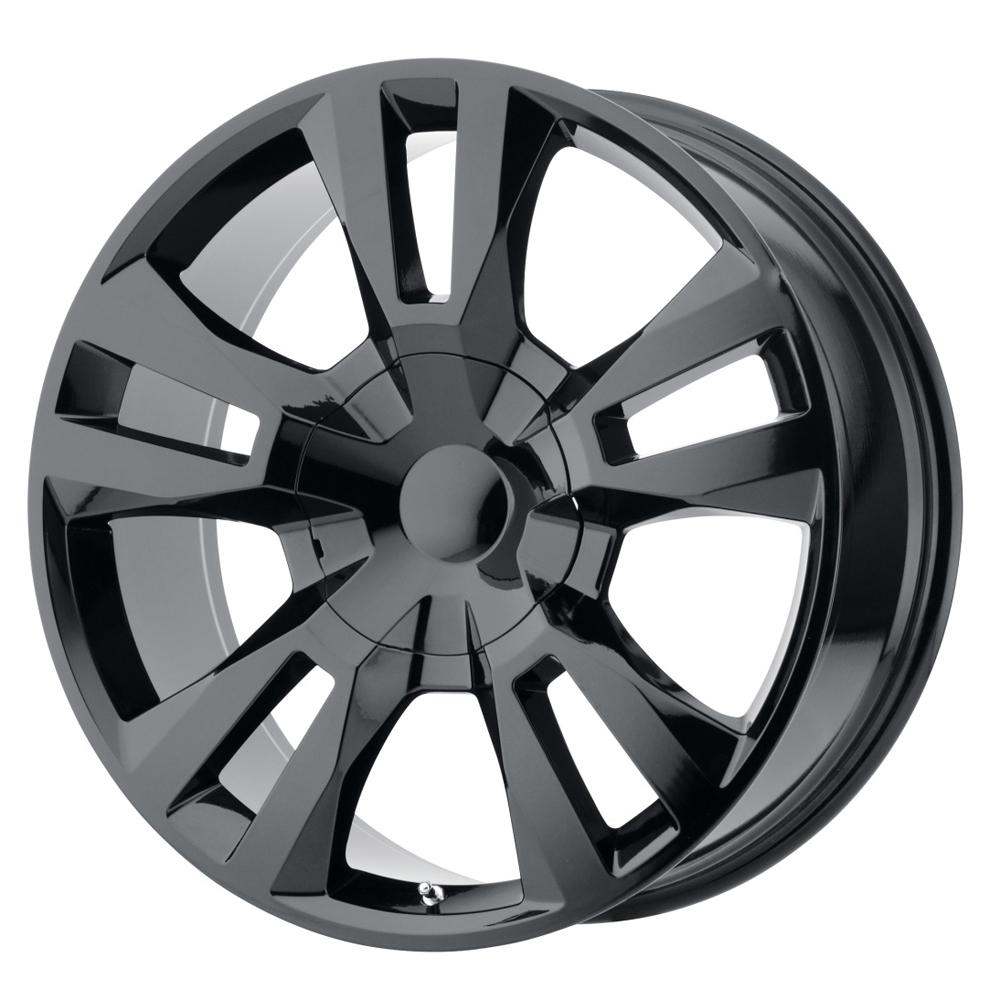 OE Creations Wheels PR188 - Gloss Black Rim