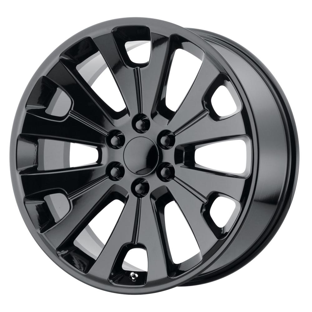 OE Creations Wheels PR190 - Gloss Black Rim
