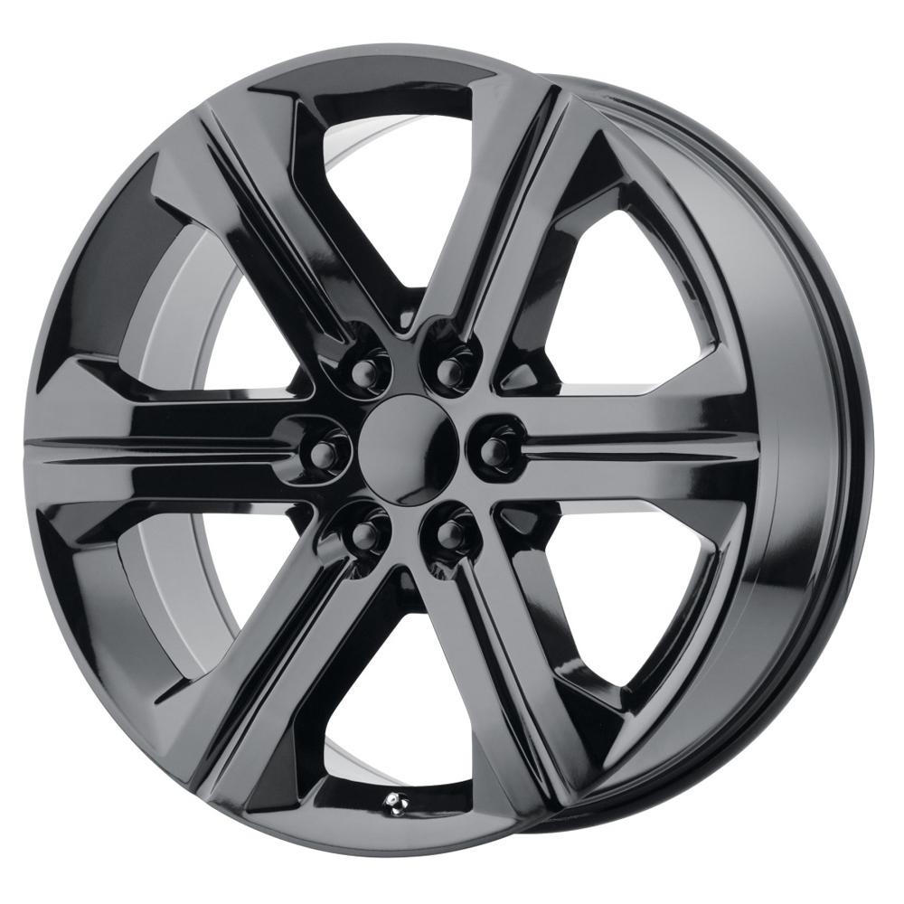 OE Creations Wheels PR191 - Gloss Black Rim
