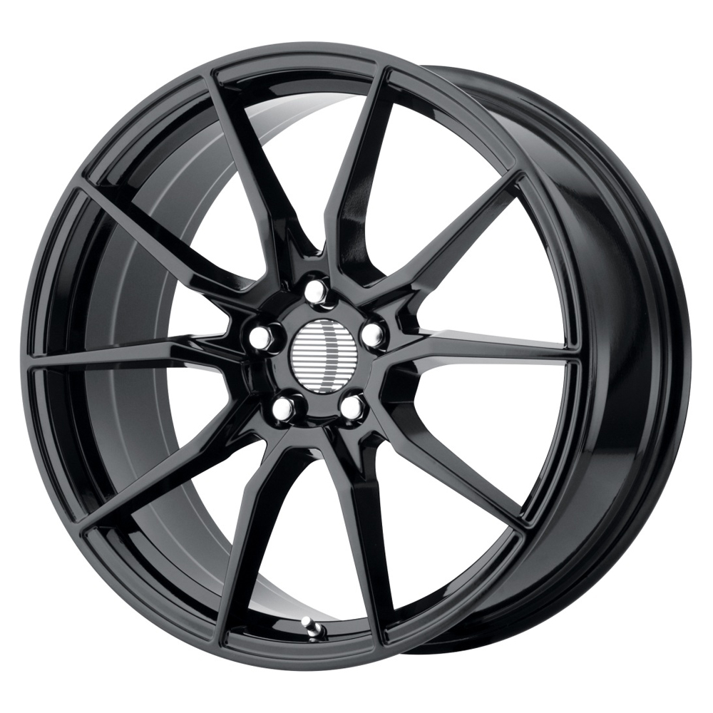 OE Creations Wheels PR193 - Gloss Black Rim