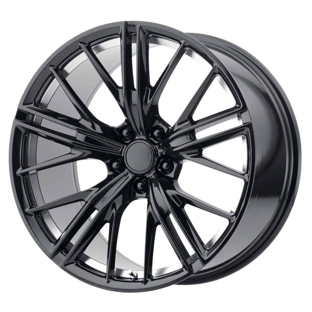 OE Creations Wheels PR194 - Gloss Black / Machined Rim
