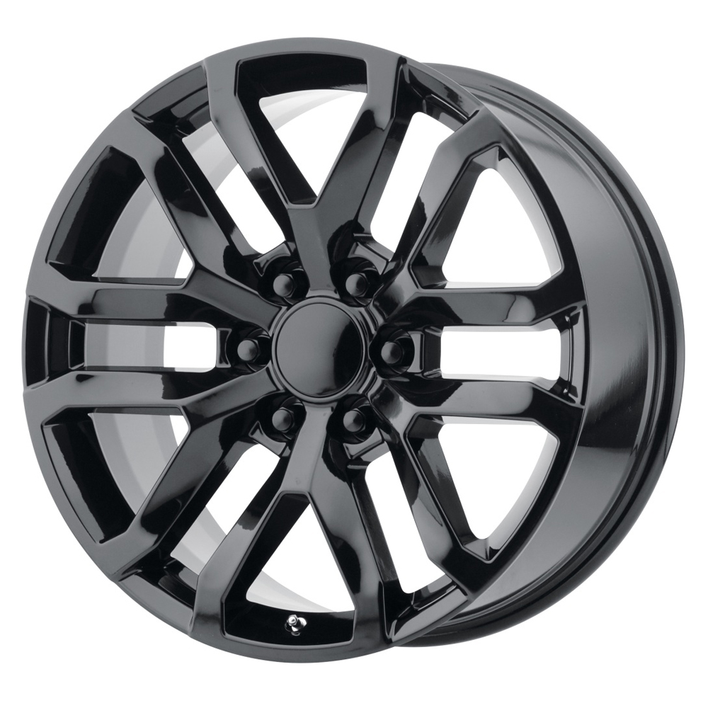OE Creations Wheels PR196 - Gloss Black Rim