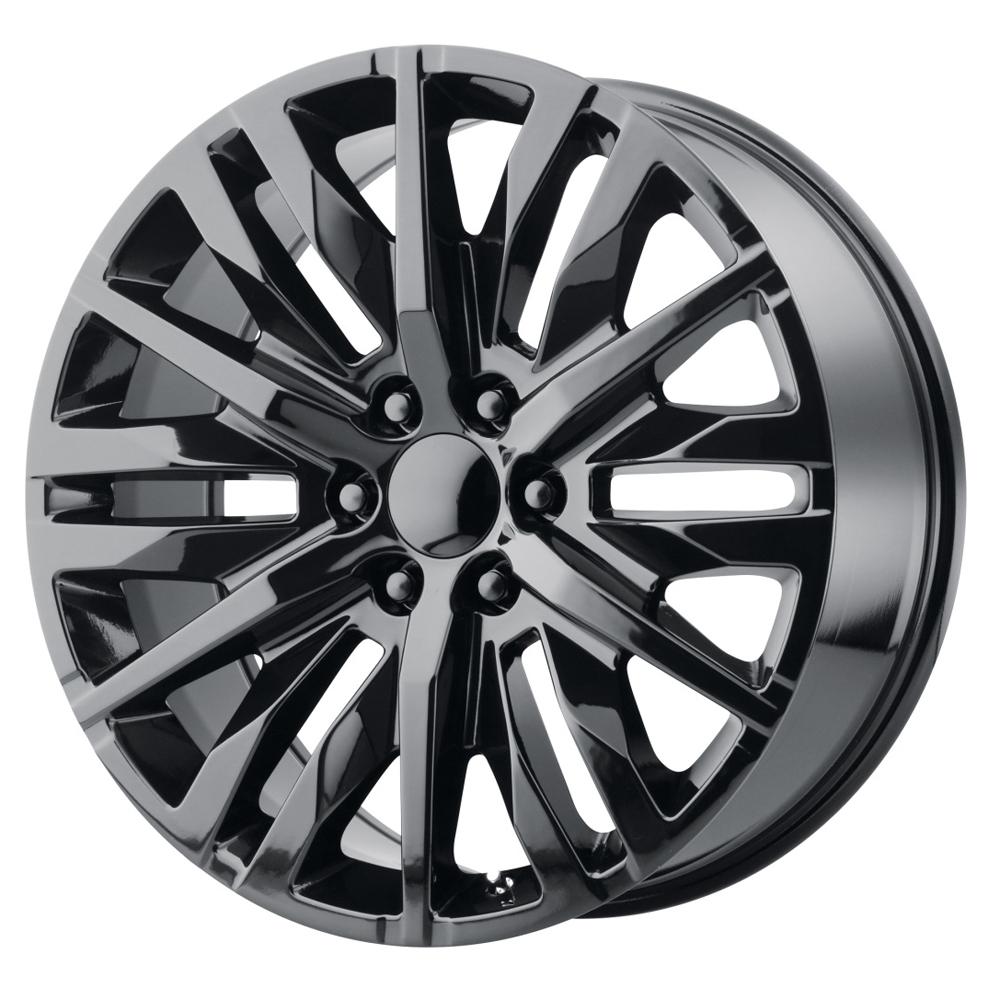 OE Creations Wheels PR198 - Gloss Black Rim