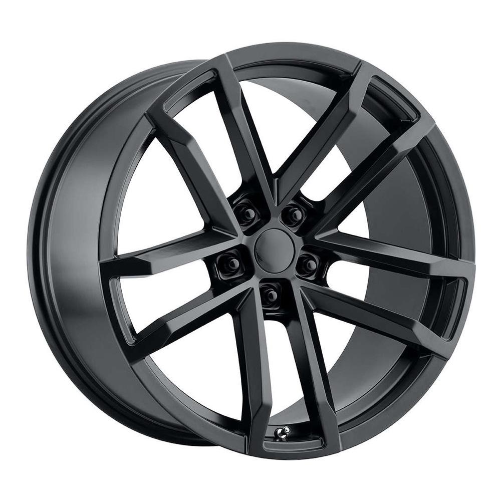 OE Creations Wheels PR208 SatBlk - Satin Black Rim