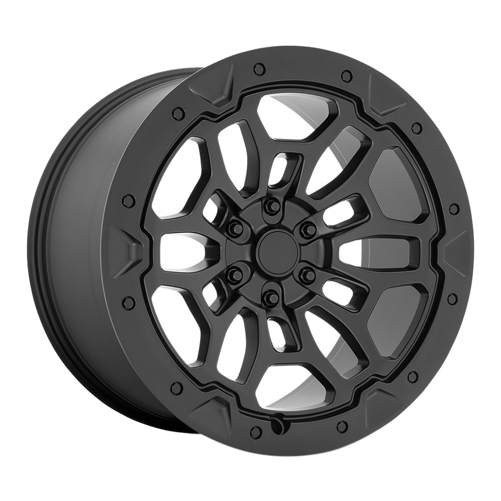 OE Creations Wheels PR215 - Matte Black Rim
