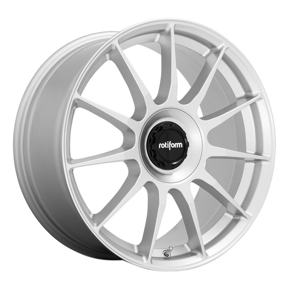 Rotiform Wheels DTM R170 - Silver Rim