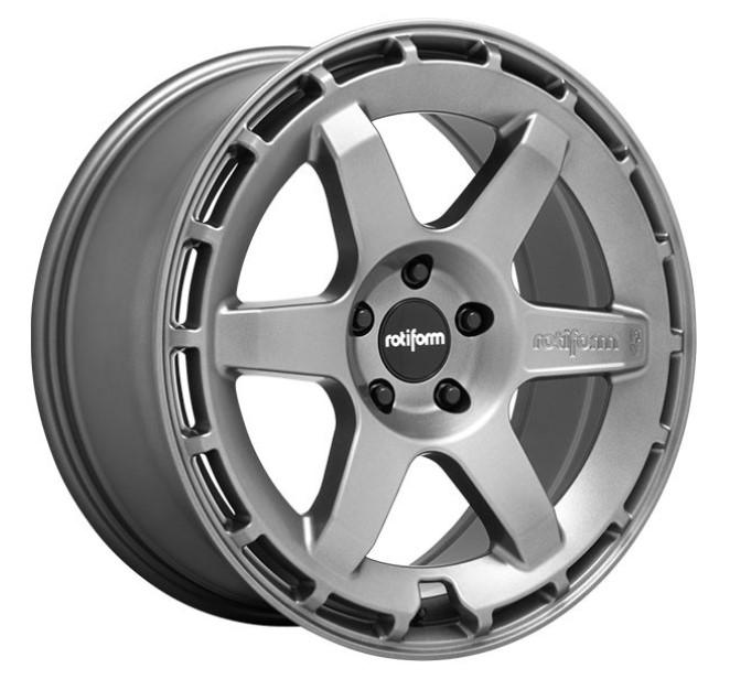 Rotiform Wheels KB1 R185 - Matte Anthracite Rim