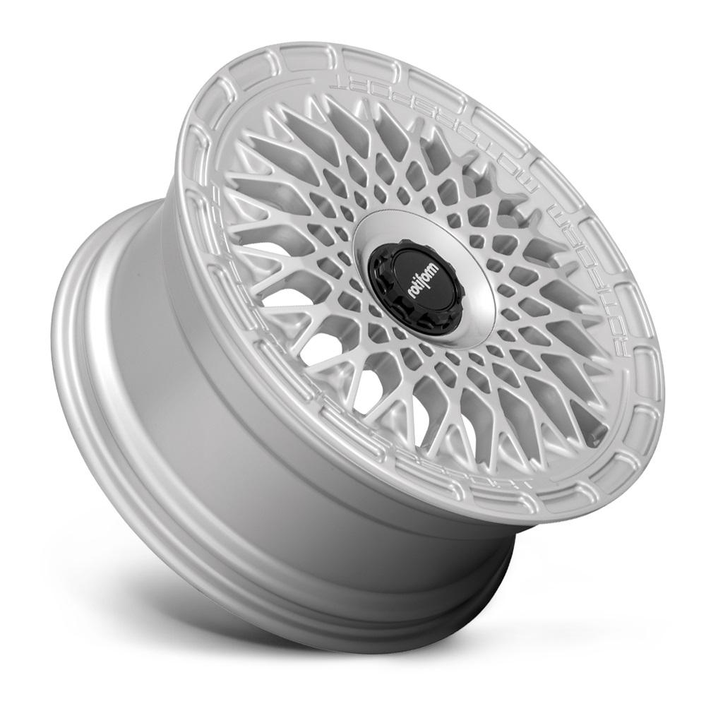 Rotiform Wheels LHR-M R176 - Silver Rim