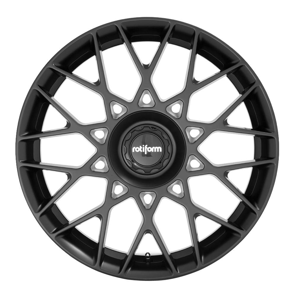 Rotiform Wheels BLQ-C R165 - Matte Black Rim