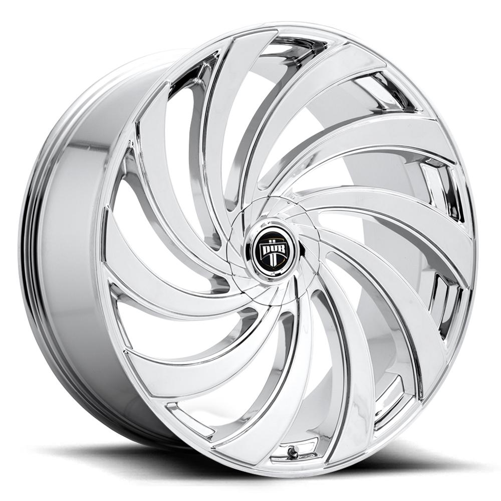 DUB Wheels Delish (S238) - Chrome Rim