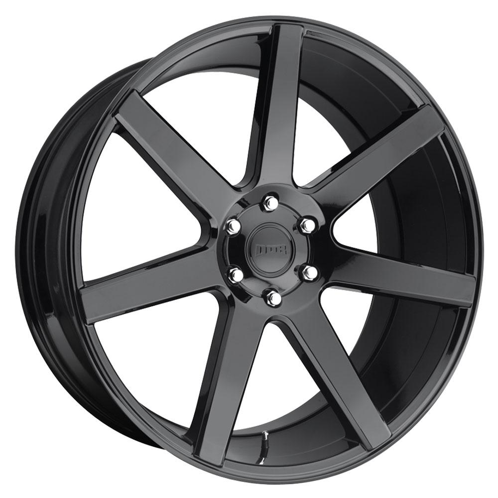 DUB Wheels Future (S204) - Gloss Black Rim