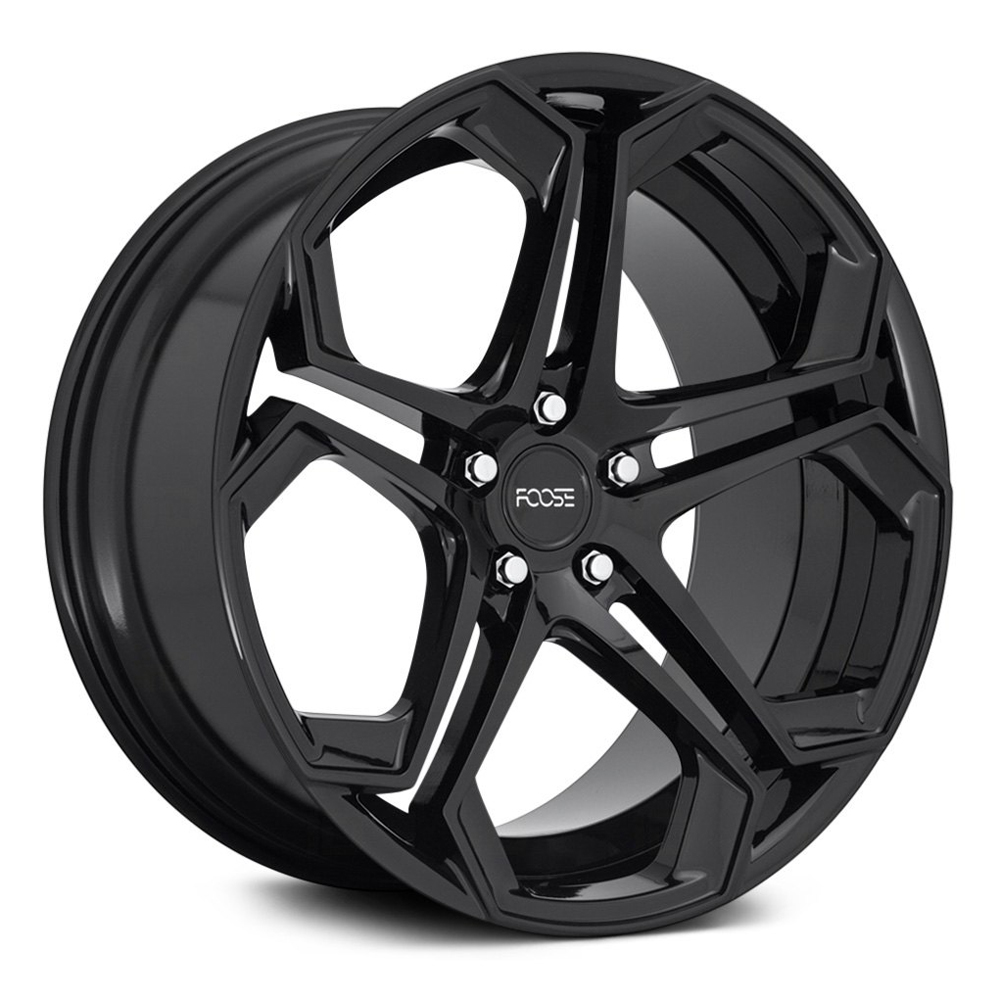 Foose Wheels Impala F169 - Gloss Black Rim